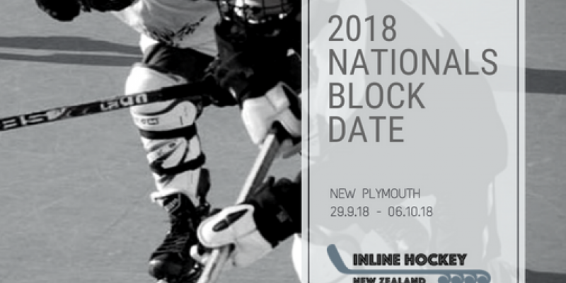 Nationals Block Schedule 2018