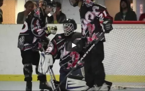 2015 NZ Inline Hockey National Championships - NZ Maori V NZ