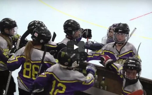 2015 U10 NZ National Inline Hockey Final